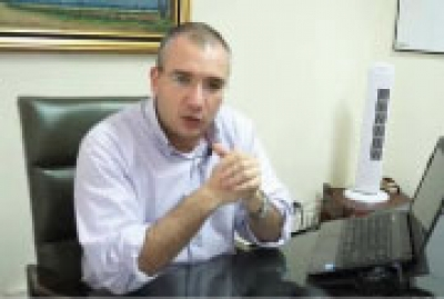 Néstor David Restrepo Bonnett, Secretario de Educación Departamental