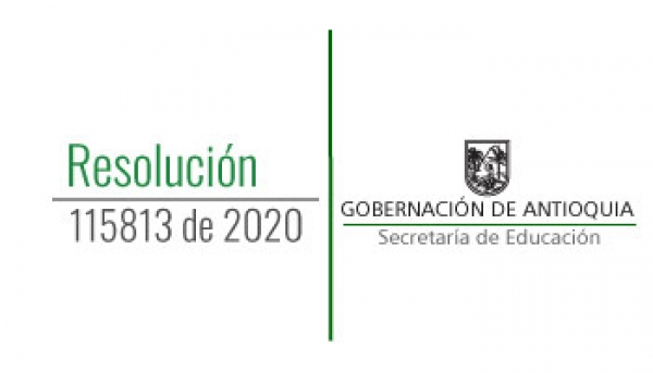Resolución 115813 de 2020 - Plan de Alternancia Educativo