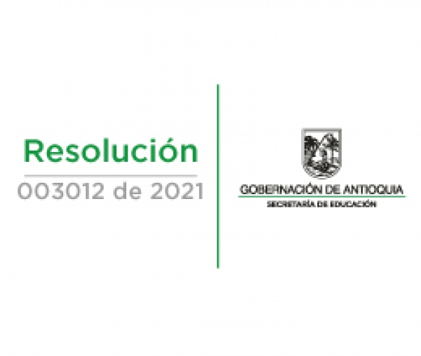 Resolución 003012 de 2021 - Horas extras